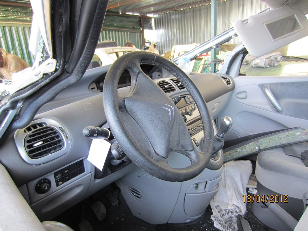 Galeria elementos del coche auto desguace valencia s l for Interior xsara picasso