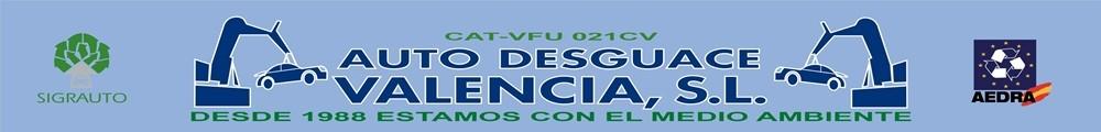 Auto Desguace Valencia, S.L.