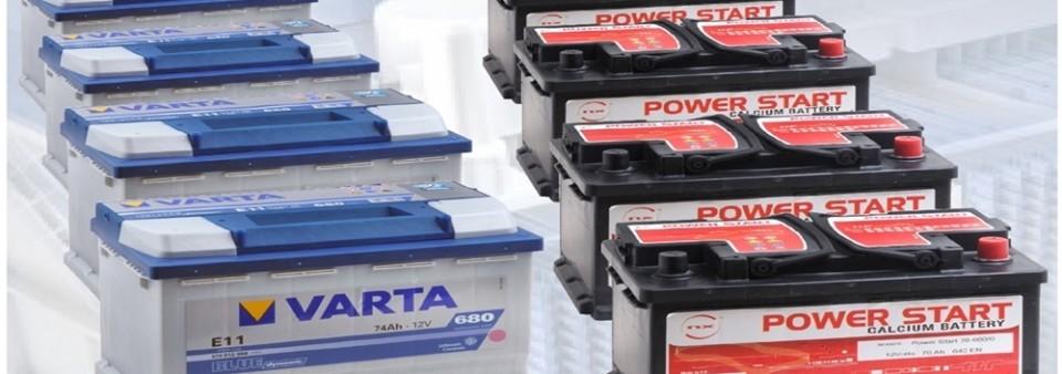 Baterías web